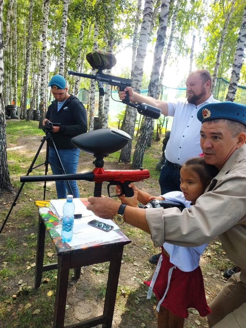 Фото В Новосибирске отметили День ВДВ 4