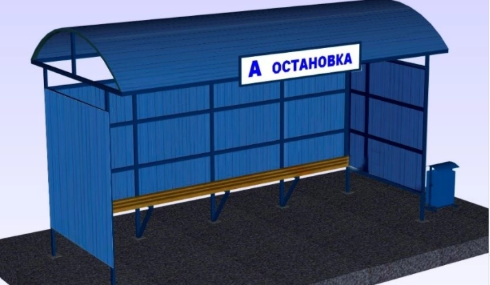 Фото На обустройство остановок за 6,5 млн рублей не нашли подрядчика в Новосибирске 2