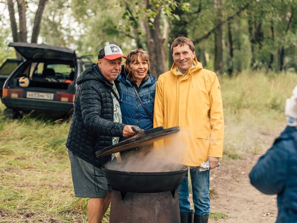 Фото В Новосибирске волонтёры собрали более 600 килограммов мусора 4