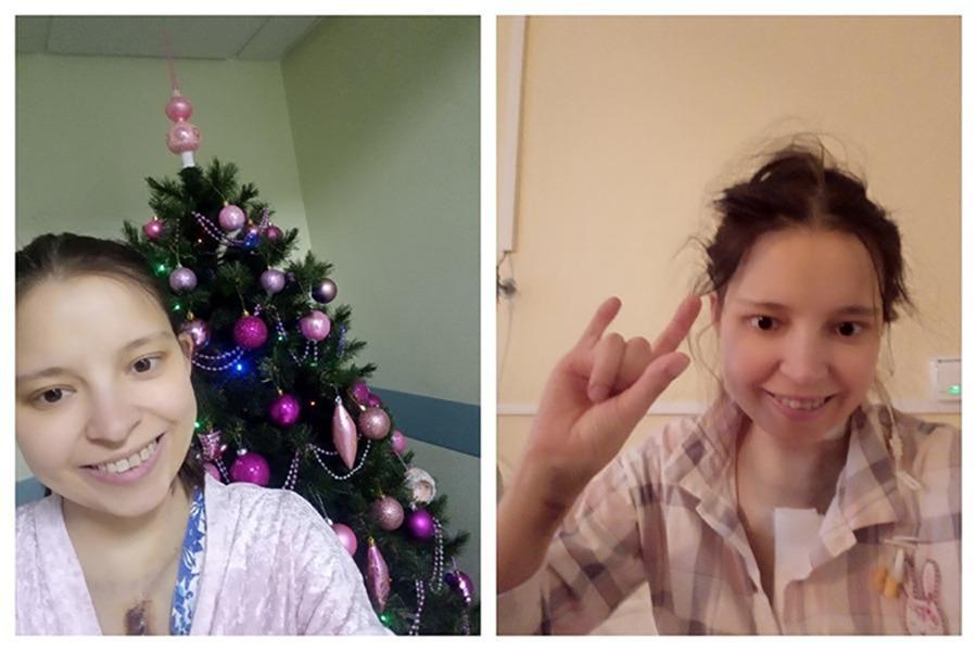 Фото «Мой порок несовместим с жизнью, а мне уже 33»: девушка с зеркальным сердцем рассказала, как врачи Новосибирска спасли её от COVID-19 и сделали уникальную операцию 3