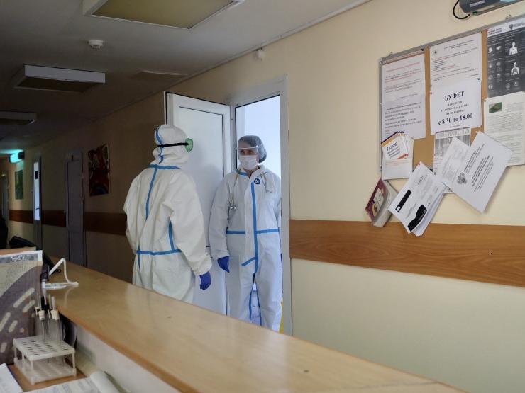Фото 1300 беременных женщин заразились COVID-19 в Новосибирской области 2