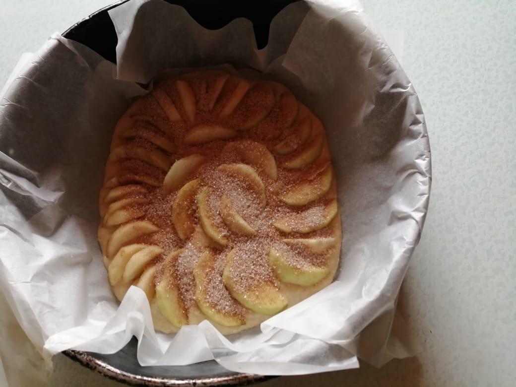 Фото Готовим аппетитный пирог на Яблочный Спас – 2021: эксклюзивный рецепт с фото 4