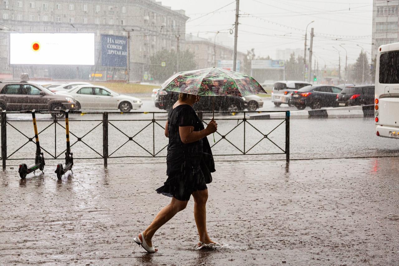 Фото Затопило за 10 минут: что творится в Новосибирске после мощного ливня 4 августа 4