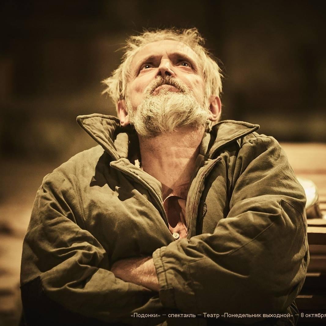 Фото «Не стало целого мира»: история игры и жизни ушедшего от нас новосибирского актёра Лаврентия Сорокина 4