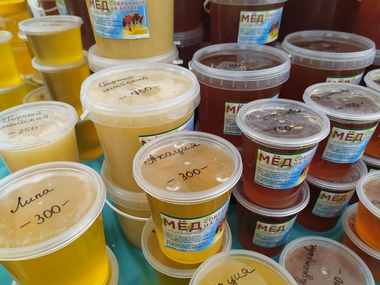 Фото Лизнуть и поставить на весы: в Новосибирске пасечники раскрыли секреты настоящего мёда 9
