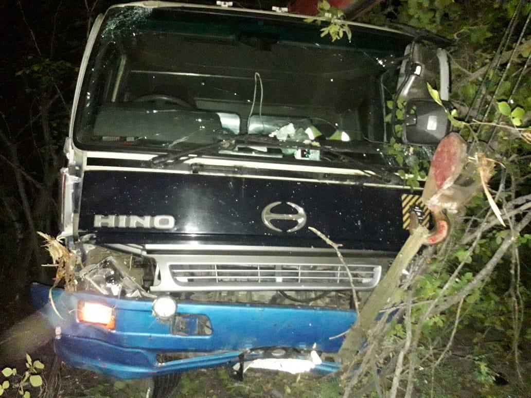 Фото 7-летний ребёнок и мужчина погибли в лобовом ДТП с грузовиком под Новосибирском 2