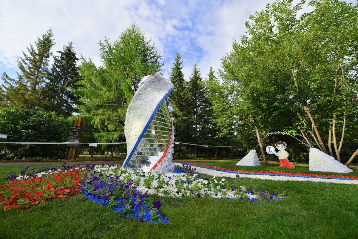 Фото В Омске открылась выставка зелёного строительства «Флора-2021» 3