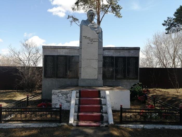 Фото «Сибантрацит» отремонтировал памятники героям Великой Отечественной войны 2