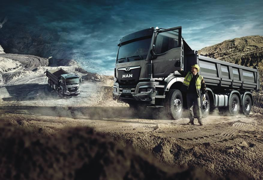 Фото Экономичный, комфортный, надёжный: компания MAN представила в Новосибирске грузовик нового поколения 7