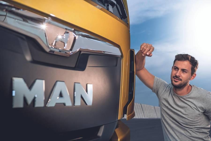 Фото Экономичный, комфортный, надёжный: компания MAN представила в Новосибирске грузовик нового поколения 8