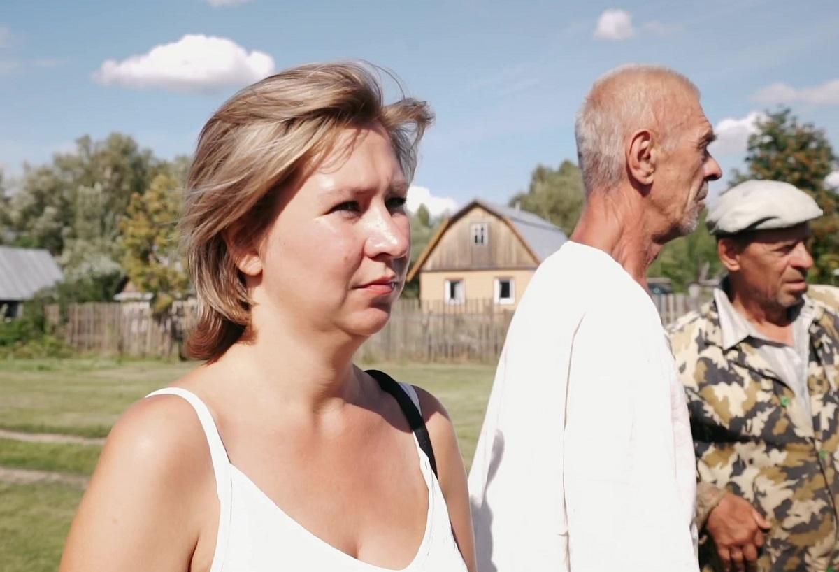 Фото Пенсионеры Томской области пожаловались «Новым людям» на отсутствие транспорта, света и связи 2