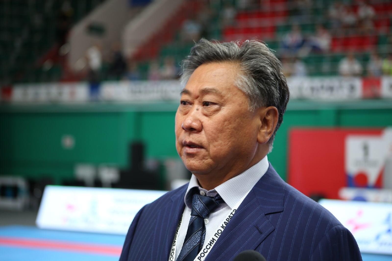 Фото На высочайшем уровне: в Новосибирске состоялся чемпионат России по карате 4