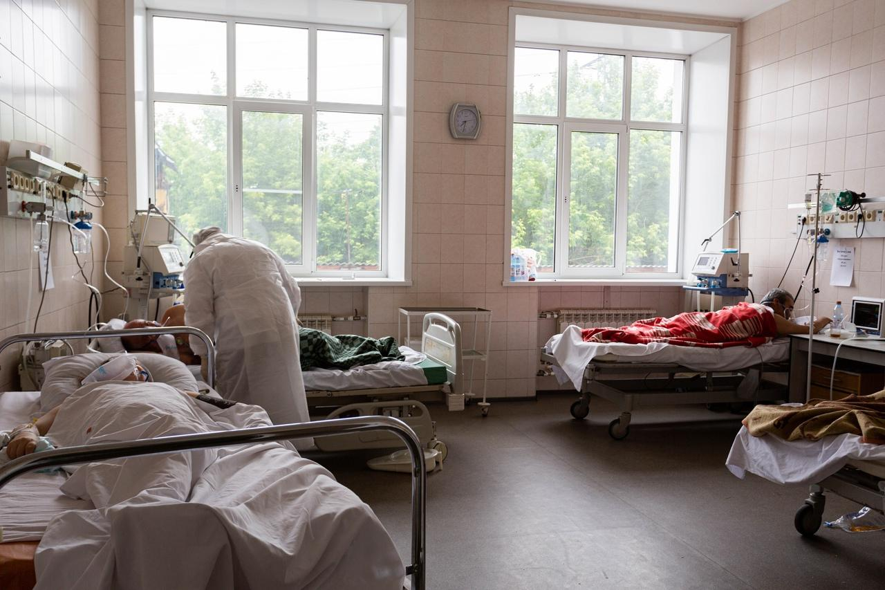 Фото «От здорового мужика остались кожа да кости»: 76-летнего пенсионера «залечили» в новосибирском ковидарии 3