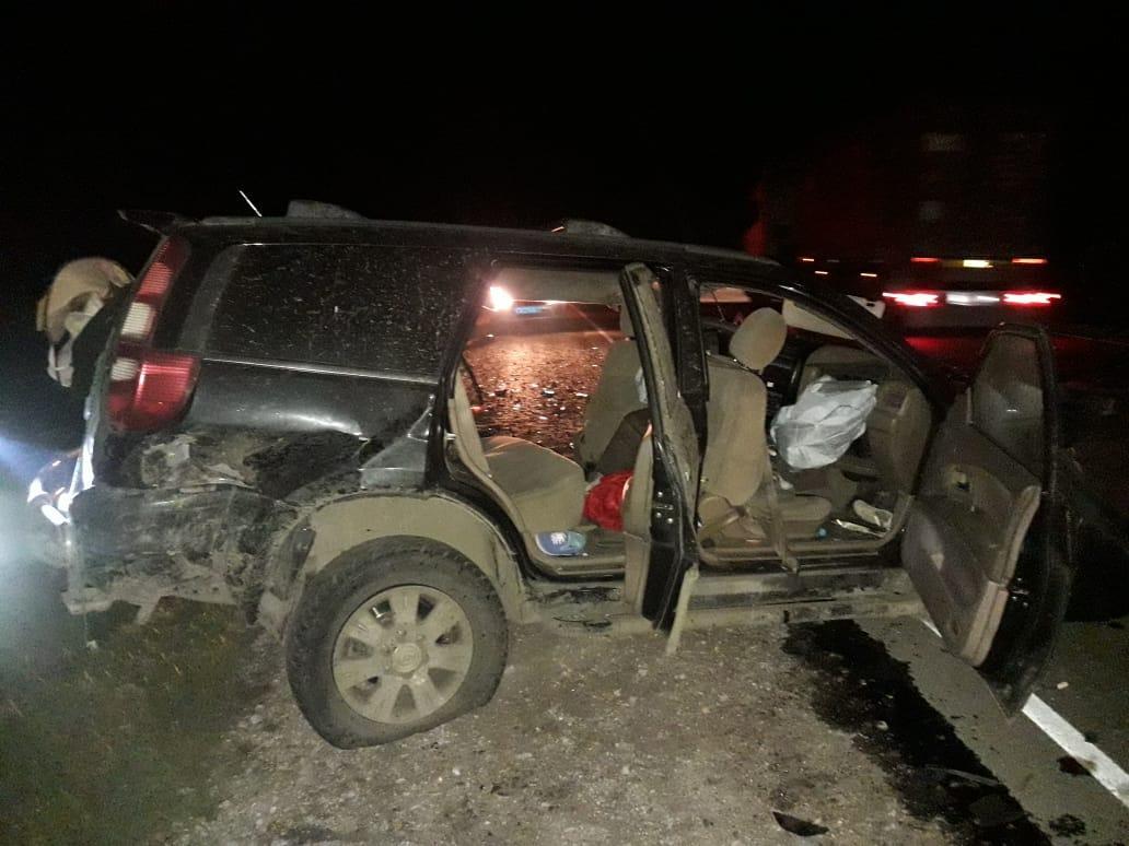 Фото 7-летний ребёнок и мужчина погибли в лобовом ДТП с грузовиком под Новосибирском 3