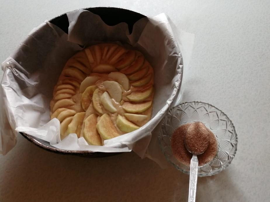 Фото Готовим аппетитный пирог на Яблочный Спас – 2021: эксклюзивный рецепт с фото 3