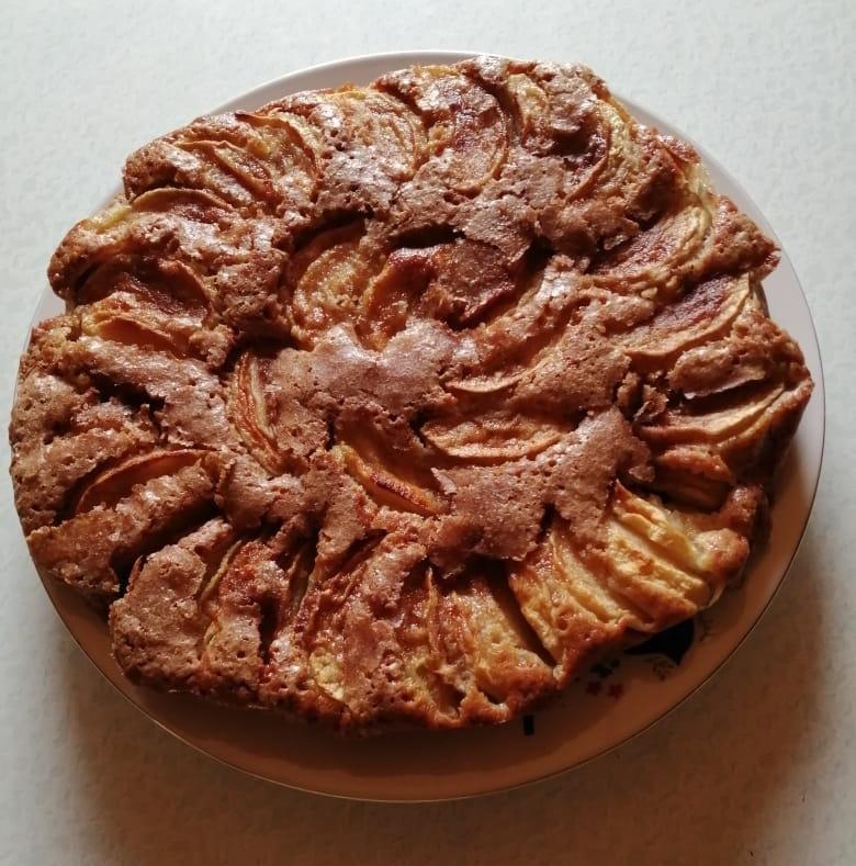 Фото Готовим аппетитный пирог на Яблочный Спас – 2021: эксклюзивный рецепт с фото 5