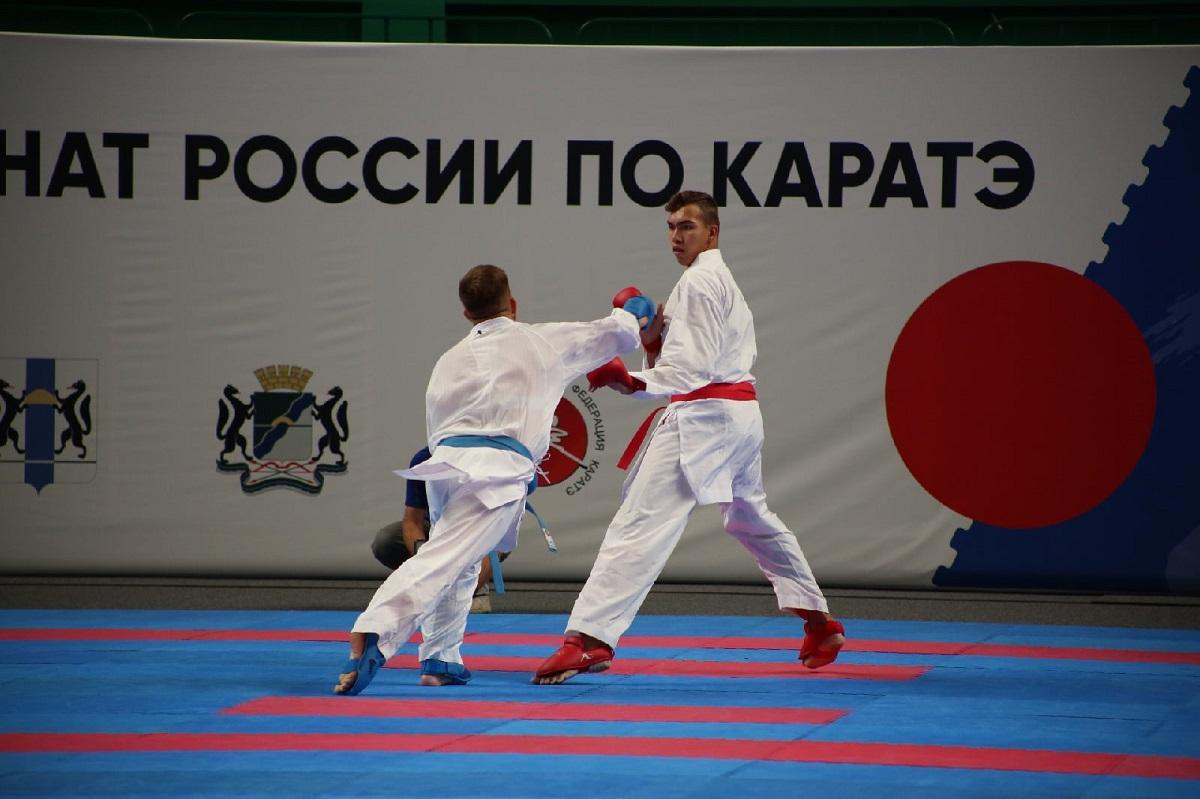 Фото На высочайшем уровне: в Новосибирске состоялся чемпионат России по карате 2