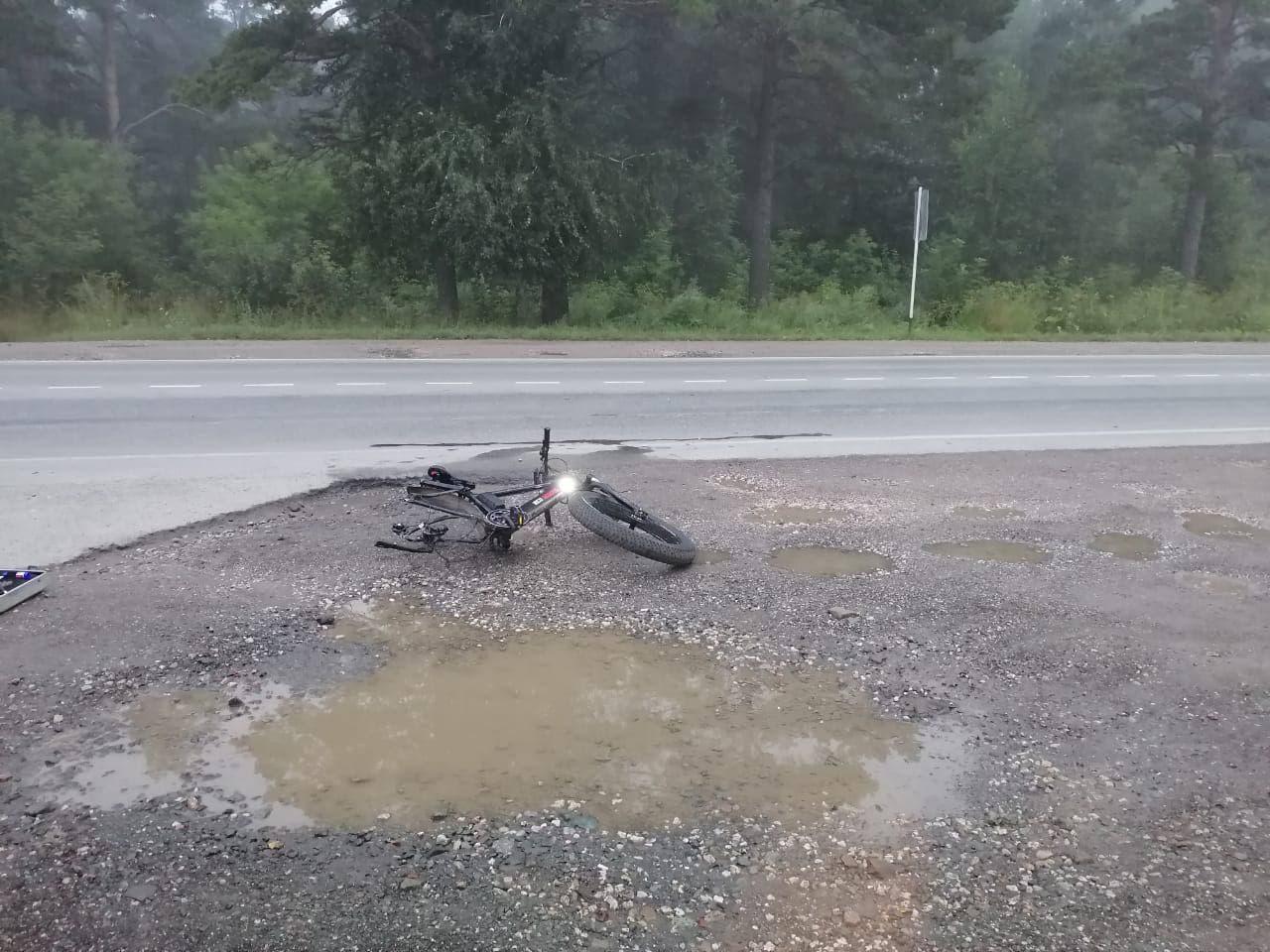 Фото Сидел за пьяное вождение: что известно о подозреваемом в смертельном ДТП с велосипедистом в Новосибирске 2