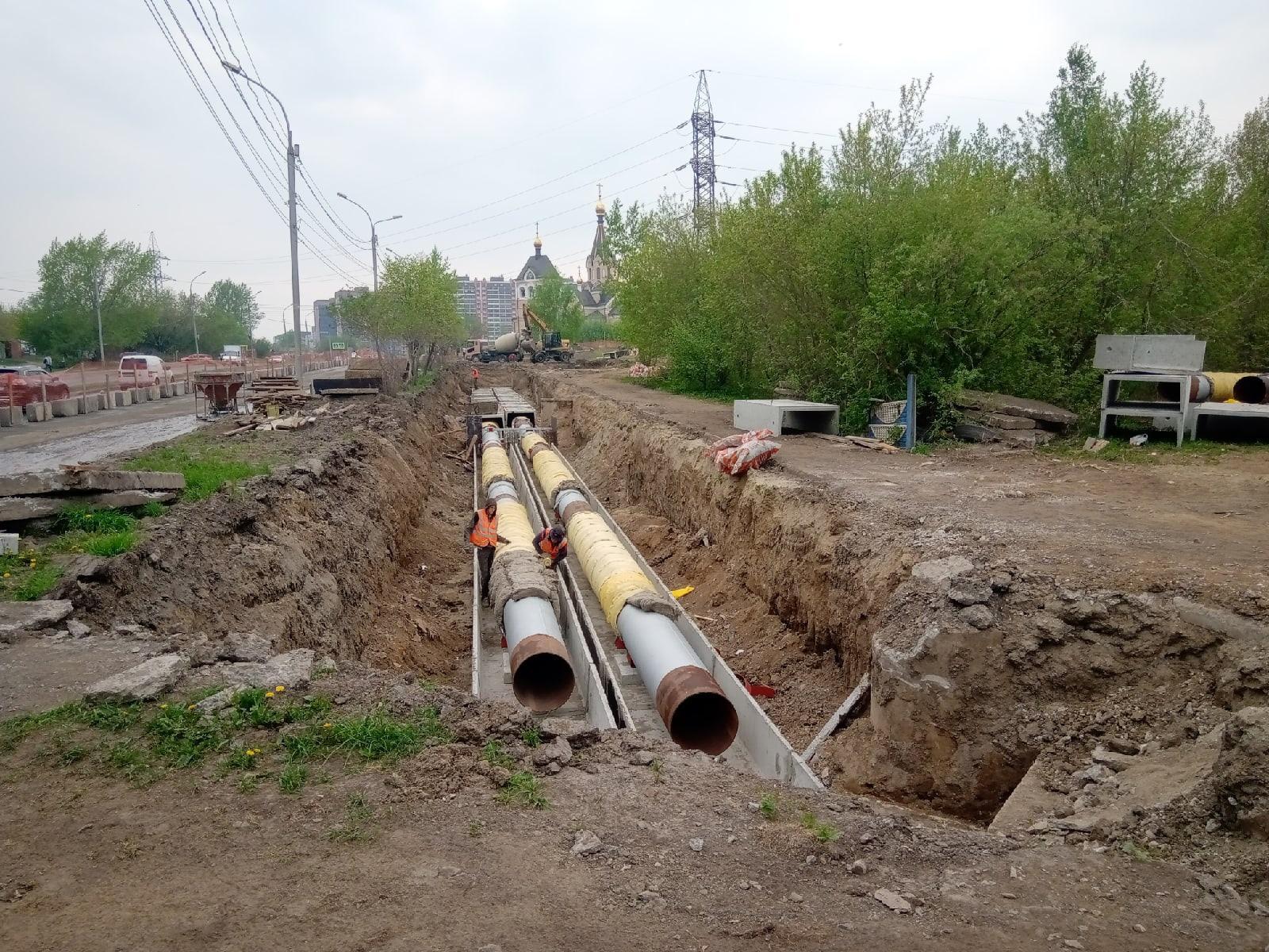 Фото СГК отключит горячую воду в 596 домах 16 августа в Новосибирске 2