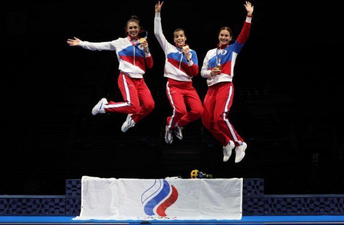 Фото Сколько медалей ещё может завоевать Россия в последние дни Олимпиады в Токио – 2021 2