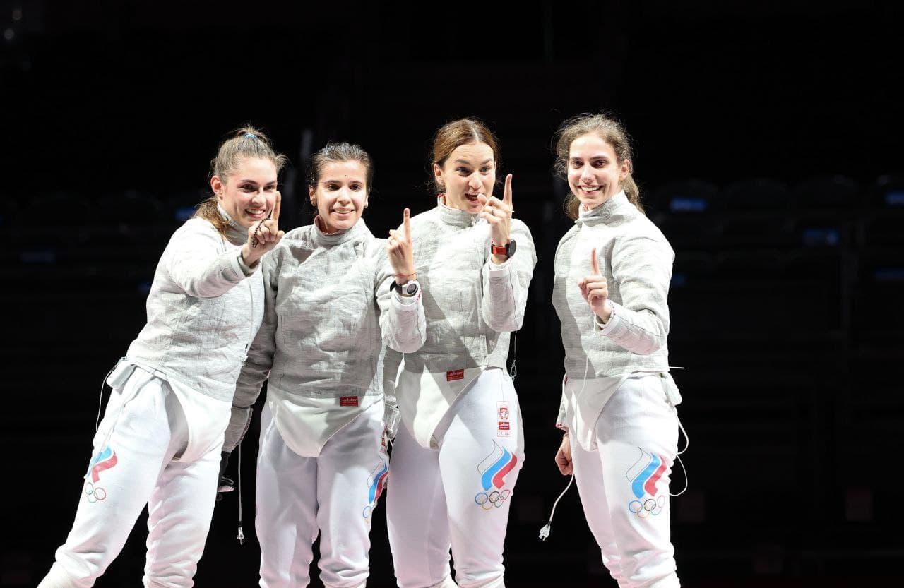 Фото Все медали сборной России на Олимпиаде в Токио к 5 августа 2021 года – полный список чемпионов и призёров 3