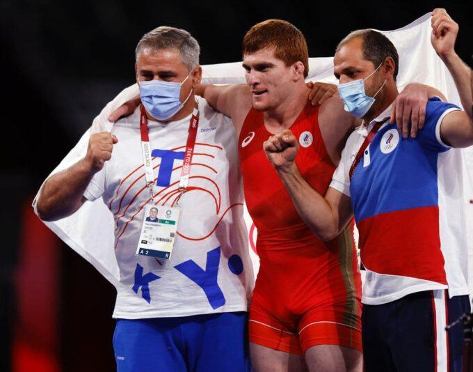 Фото Все медали сборной России на Олимпиаде в Токио к 5 августа 2021 года – полный список чемпионов и призёров 2
