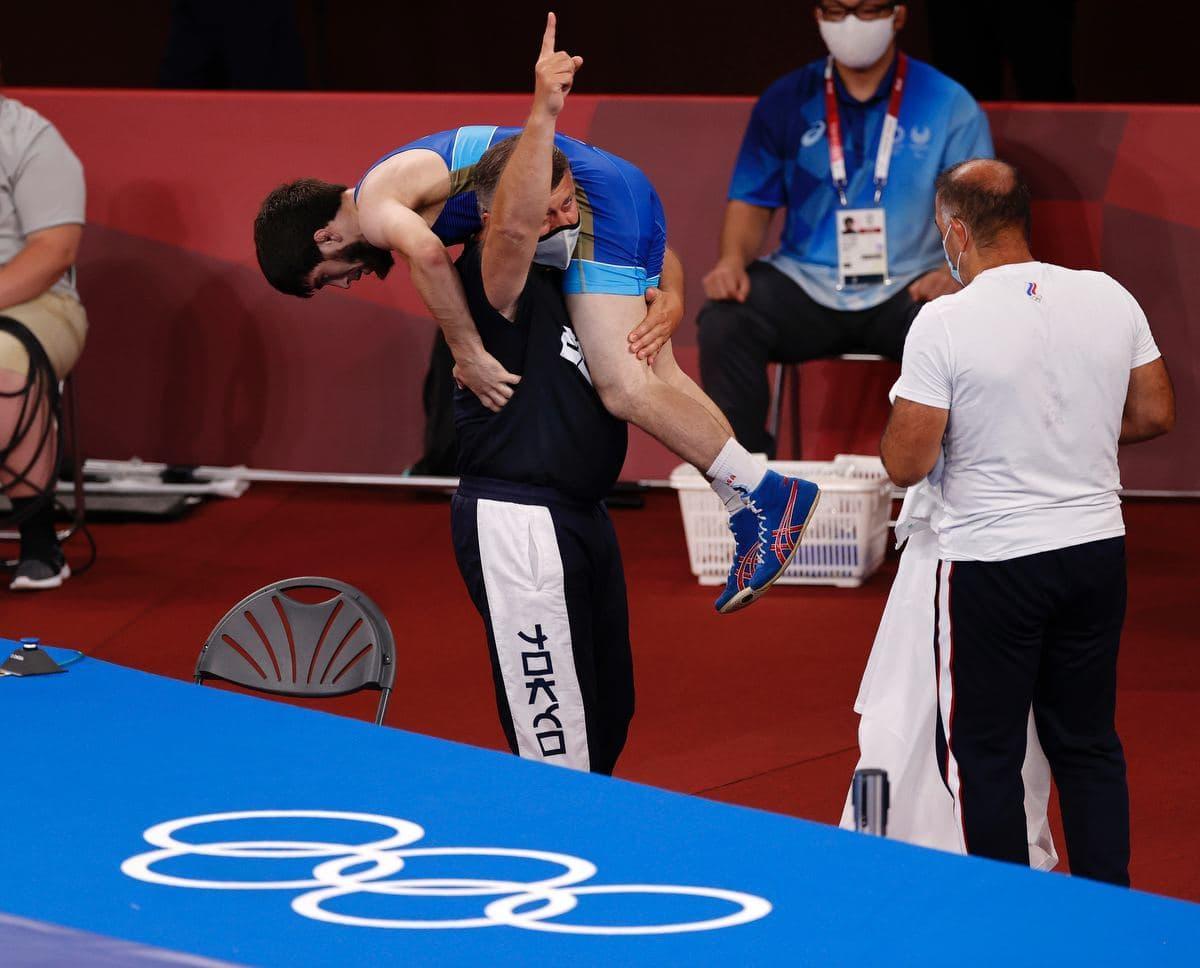 Фото Сколько медалей ещё может завоевать Россия в последние дни Олимпиады в Токио – 2021 5