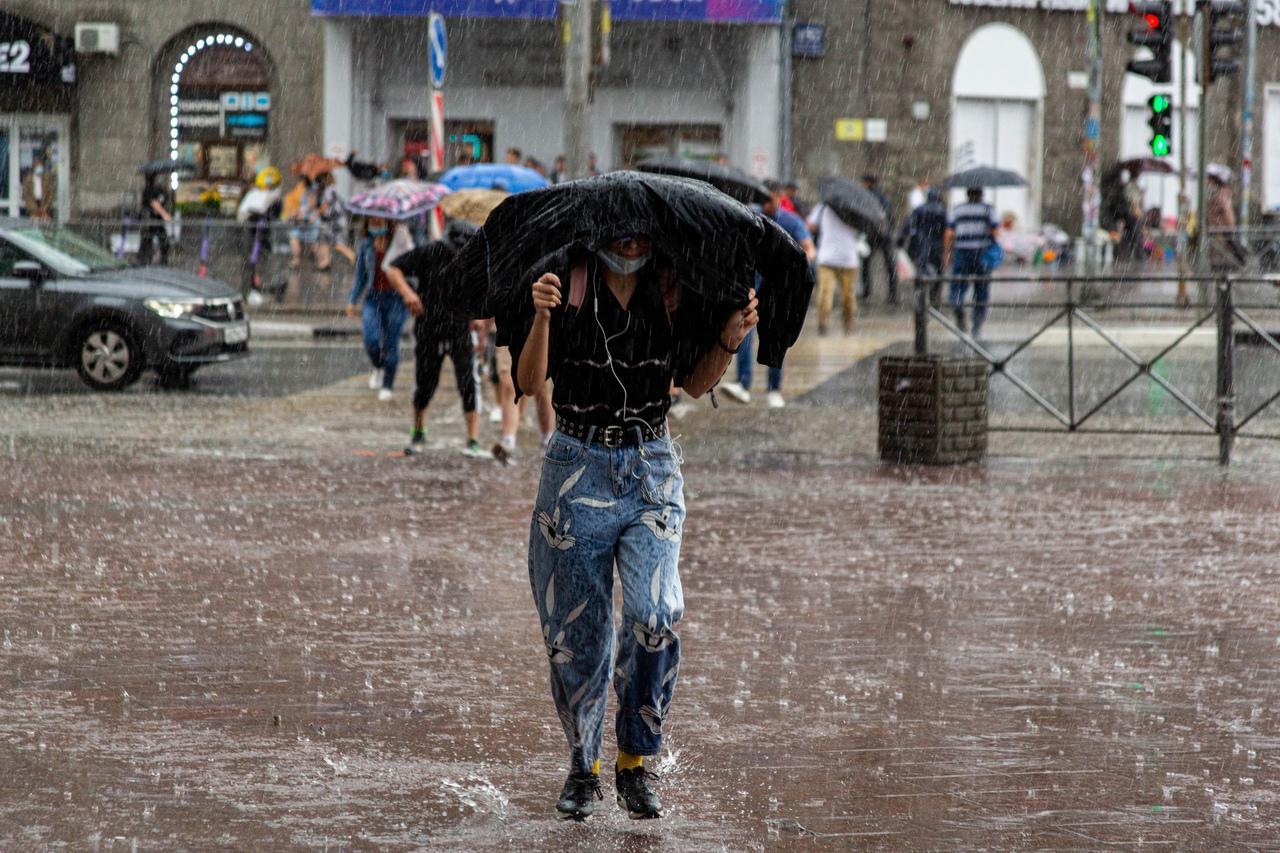 Фото Синоптики изменили прогноз погоды на выходные в Новосибирске 2