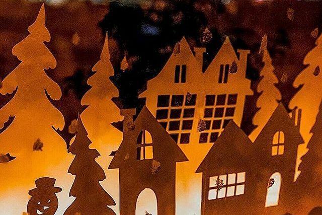 Фото Победителей конкурса на самое «новогоднее» окно выбрали в Новосибирске 2