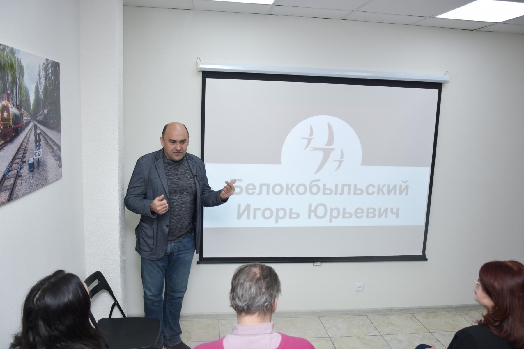 Фото Руководители ТОС поддержали планы Ильи Полякова по обновлению Заельцовского района 4