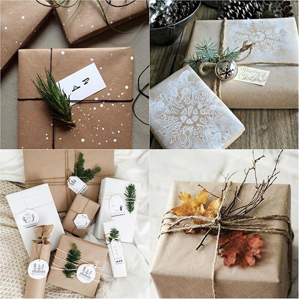 Фото Лайфхак дня: как быстро упаковать подарок на Новый год 3
