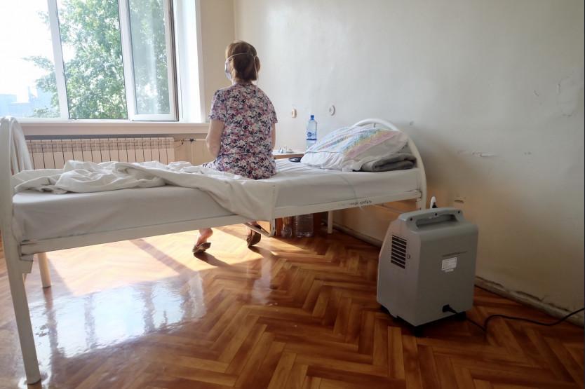 фото Три суицида за 10 дней: почему больные коронавирусом сводят счёты с жизнью в новосибирских ковид-госпиталях 4