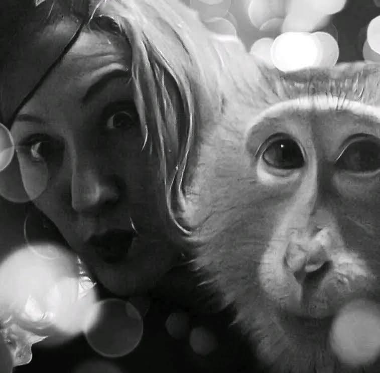 фото «Ребёнок, который никогда не вырастет»: профессиональная дрессировщица рассказала, как это - быть «мамой обезьяны» 4
