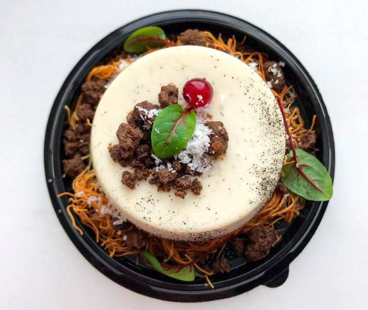 Фото Сочное мясо, пикантный салат и нежный десерт: эксклюзивные рецепты сибирских шеф-поваров к новогоднему столу 7