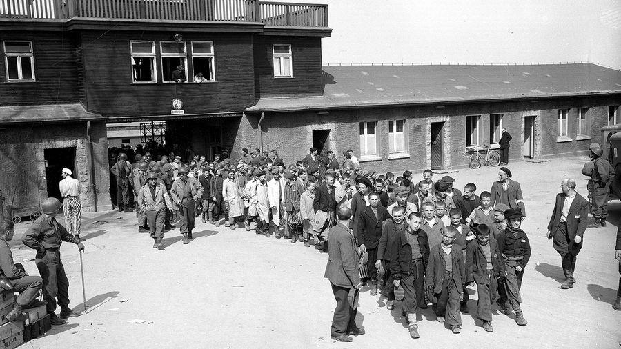 фото Герой сопротивления: как новосибирец подготовил восстание в концлагере 5