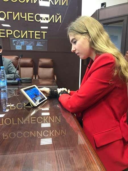 Фото Прямая линия с Путиным - онлайн-трансляция 9