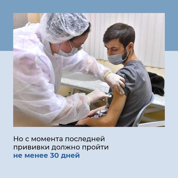 фото Правила вакцинации от коронавируса в картинках опубликовало правительство в Новосибирске 5