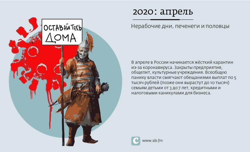 Фото 2020-й: главные события уходящего года в 12 карточках 5