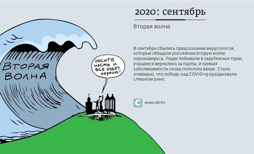 Фото 2020-й: главные события уходящего года в 12 карточках 10