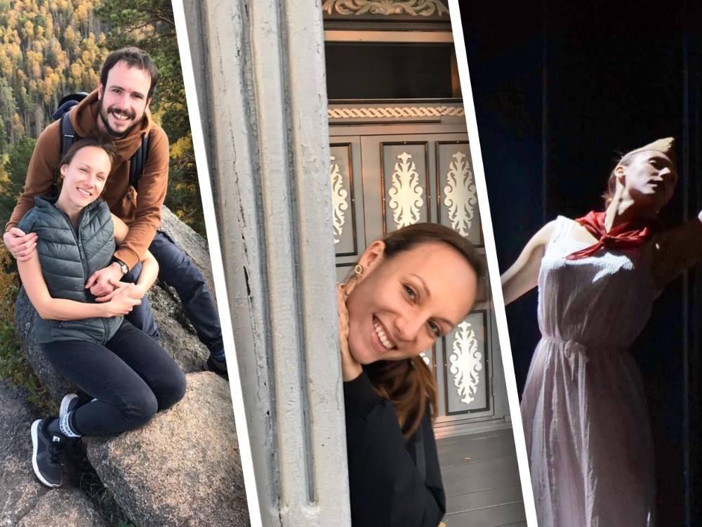 фото Из трёшки – в общагу: зачем артистка променяла Питер на красноярскую глушь 3