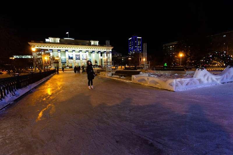 Фото «Это просто праздник какой-то»: 20 сказочных фото Новосибирска для новогоднего настроения 15