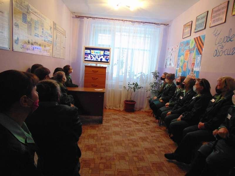 Фото Прямая линия с Путиным - онлайн-трансляция 6