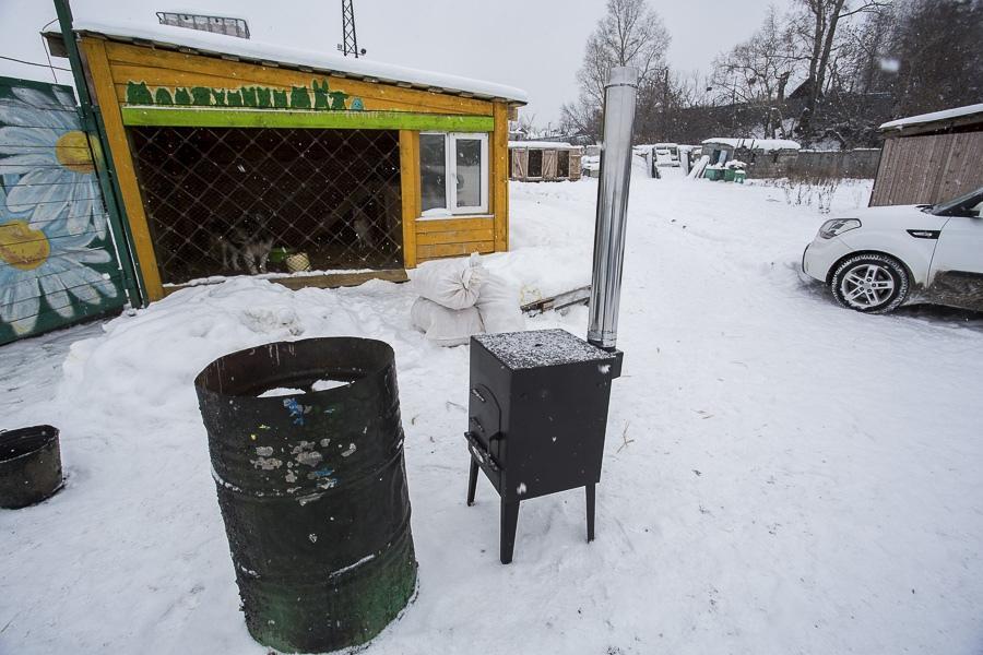 фото Вой стоял оглушительный: страшные подробности пожара в новосибирском приюте, где заживо сгорели собаки 7