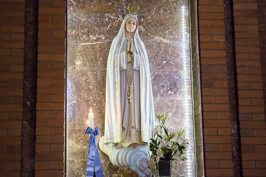 фото Католики в Новосибирске отметили праздник непорочного зачатия Пресвятой Девы Марии 2