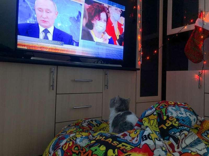 Фото Прямая линия с Путиным - онлайн-трансляция 4