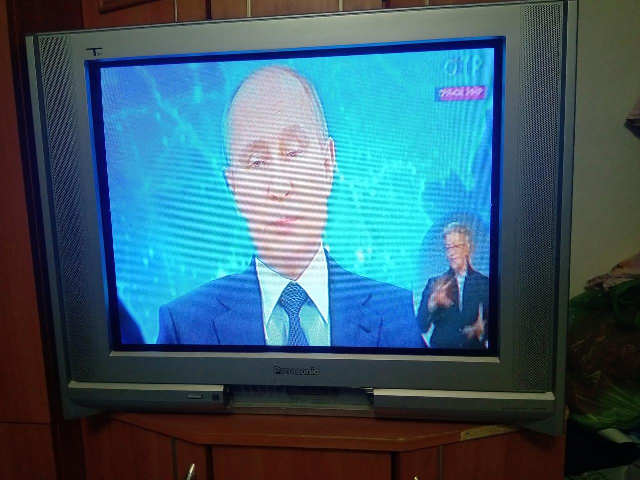 Фото Путин на экране: как котики, депутаты и дольщики в Новосибирске смотрят большую пресс-конференцию президента 19