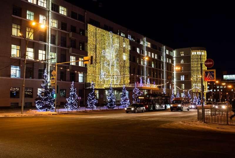 Фото «Это просто праздник какой-то»: 20 сказочных фото Новосибирска для новогоднего настроения 6
