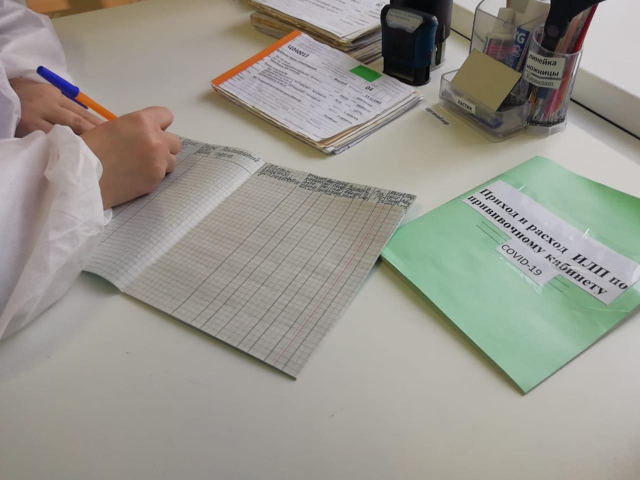 Фото Первые новосибирские медики получили вакцину «Вектора» от коронавируса 2