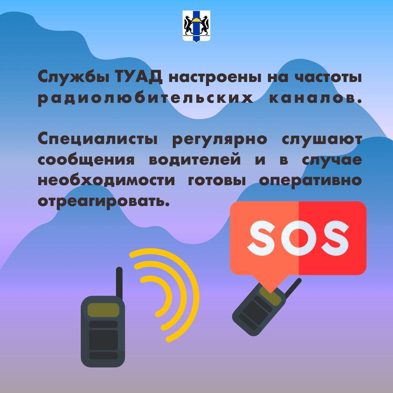 фото Кто поможет в мороз на трассе: полезная информация в картинках от новосибирского правительства 7
