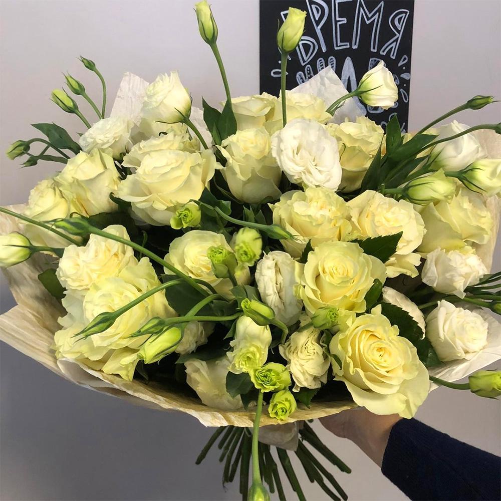 Фото В Новосибирске разразился цветочный бум перед Днём всех влюблённых 5